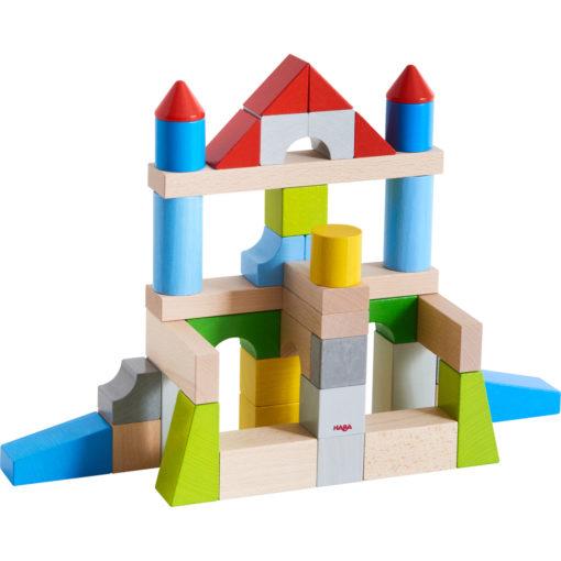 HABA Bausteine Große Grundpackung bunt 4
