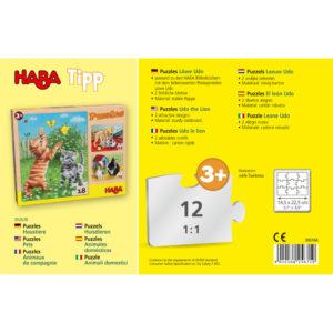 Haba Puzzle Löwe Udo 1