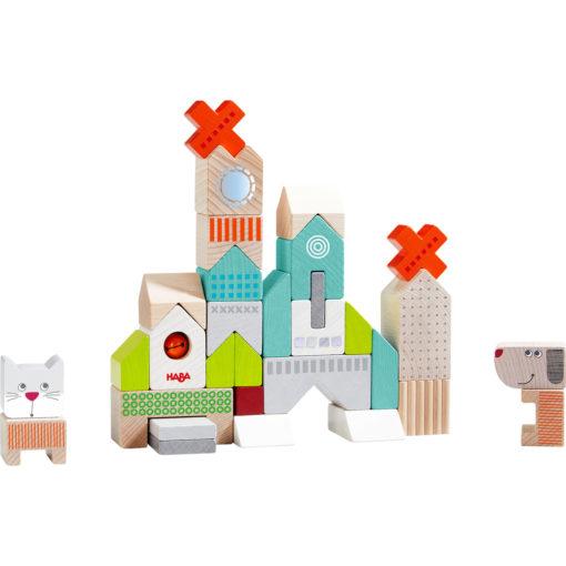 HABA Bausteine Hund und Katze 3
