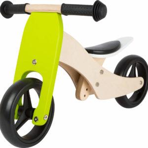 Dreirad Laufrad Trike 2-in-1 grün 1