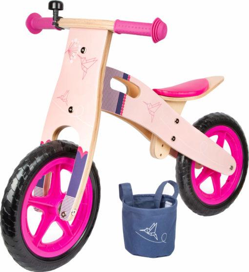 Laufrad rosa für Kinder