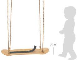 Skateboard Schaukel 5