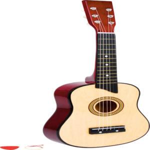 Gitarre für Kinder aus Holz