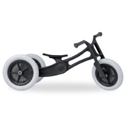 Wishbone Laufrad 3-in-1 schwarz