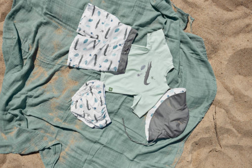 Lässig UV Shirt Kurzarm 6