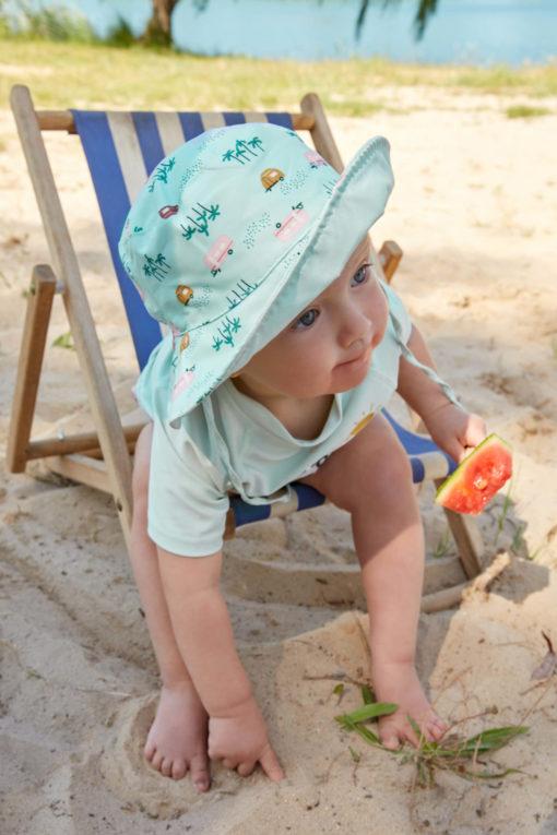 Lässig Sonnenhut Kinder Sun Protection 11