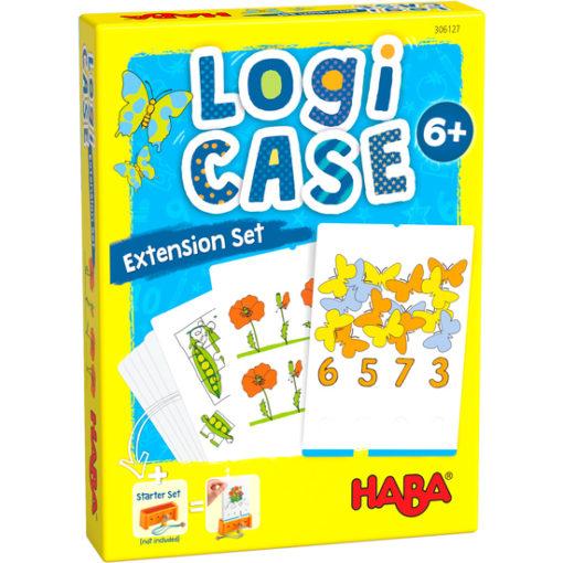 Haba LogiCase Extension Set 6+ Natur 1