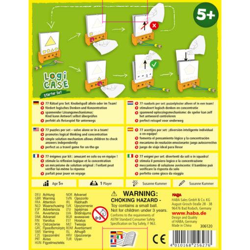 Haba LogiCase Starter Set 5+ 2