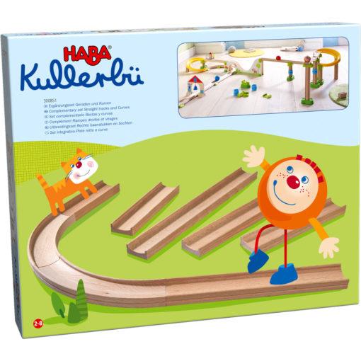 Haba Kullerbü-Ergänzungsset Geraden & Kurven 1