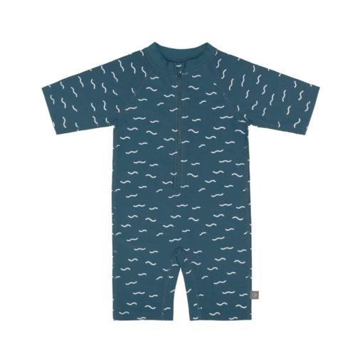 Lässig Schwimmanzug Kinder blau 1