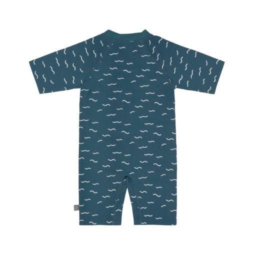Lässig Schwimmanzug Kinder blau 2