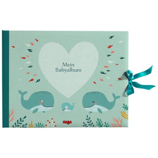 Haba Mein Babyalbum Meereswelt 1