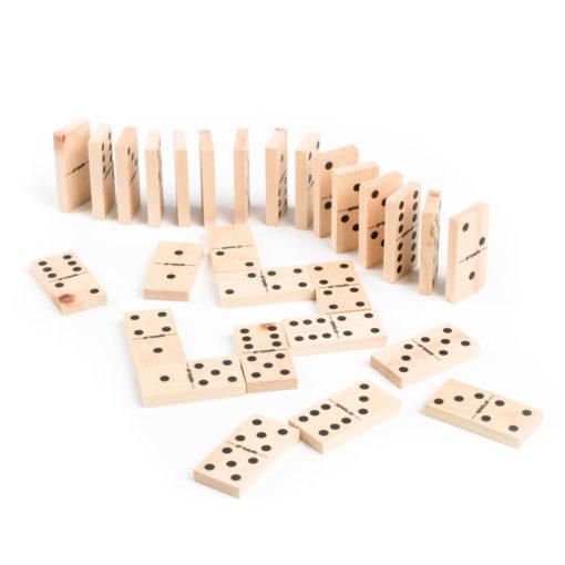 Zirben-Domino Edition Doppel 6er 2