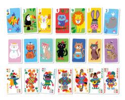 Meine bunte Karten- und Würfelspielwelt 5