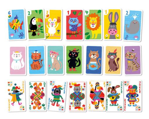 Meine bunte Karten- und Würfelspielwelt 2
