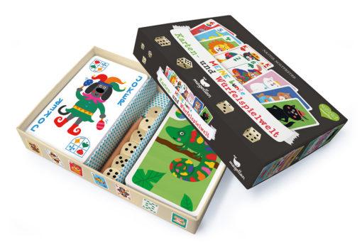 Meine bunte Karten- und Würfelspielwelt 3