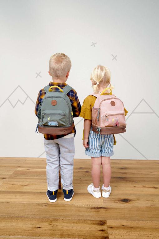 Lässig Kindergartenrucksack Adventure 7