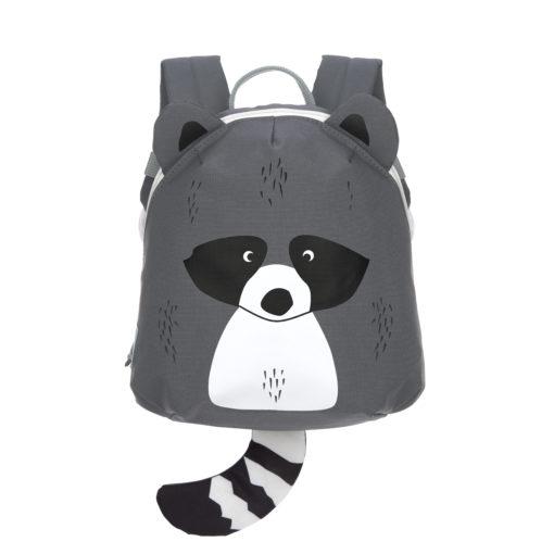 Lässig Kindergartenrucksack Waschbär 1