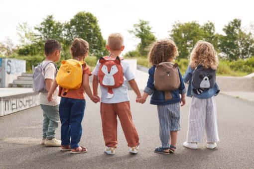 Lässig Kindergartenrucksack Fuchs 3