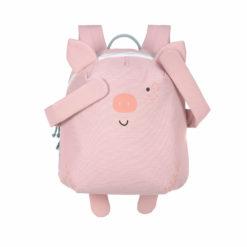 Lässig Kinderrucksack Schweinchen Bo 8