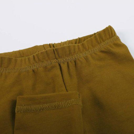Müsli by Green Cotton - Leggings Pesto 4