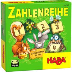 Haba Zahlenreihe 7