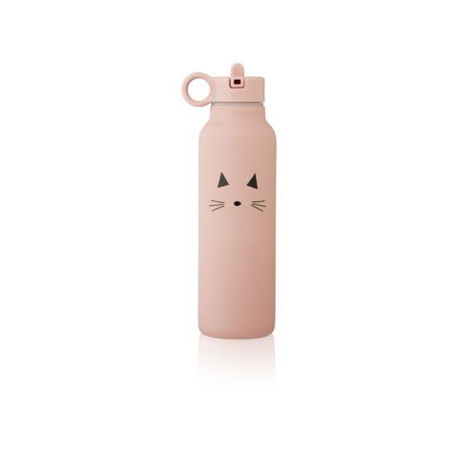 Liewood Wasserflasche Falk 500ml Cat Rose 1