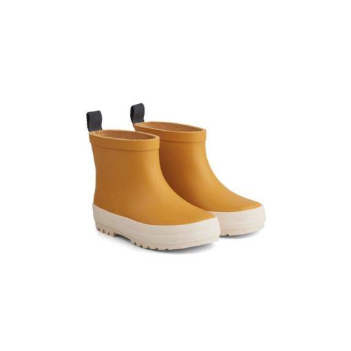 Liewood Regenstiefel Tekla Yellow mellow 1